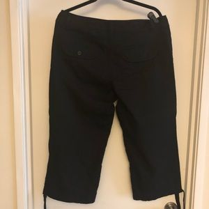 Crop Pants with pockets